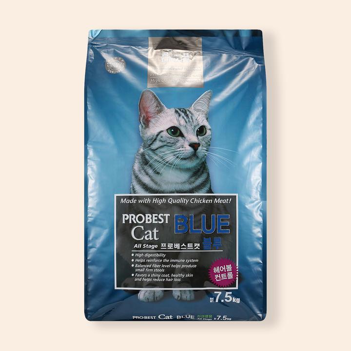 프로베스트 캣 블루 7.5kg