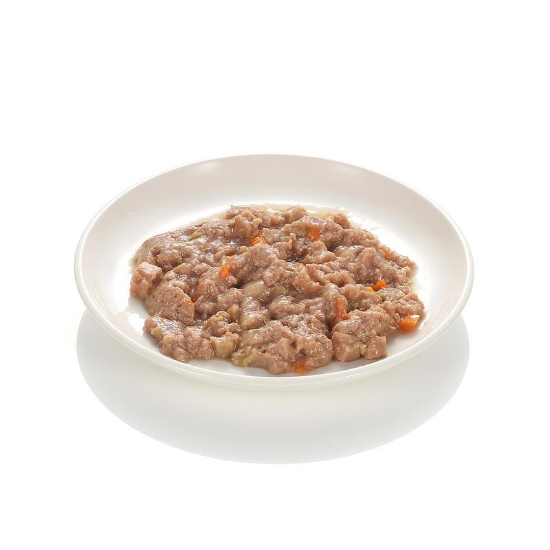 웰니스 코어 그레인프리 디바인 듀오 닭고기&칠면조 캔 79g