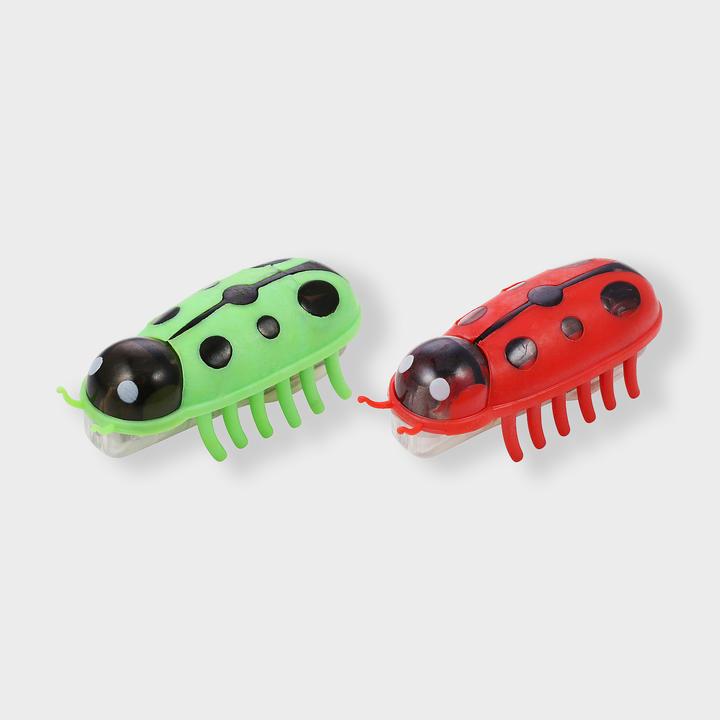 펫모닝 무당벌레 로봇버그, 색상랜덤