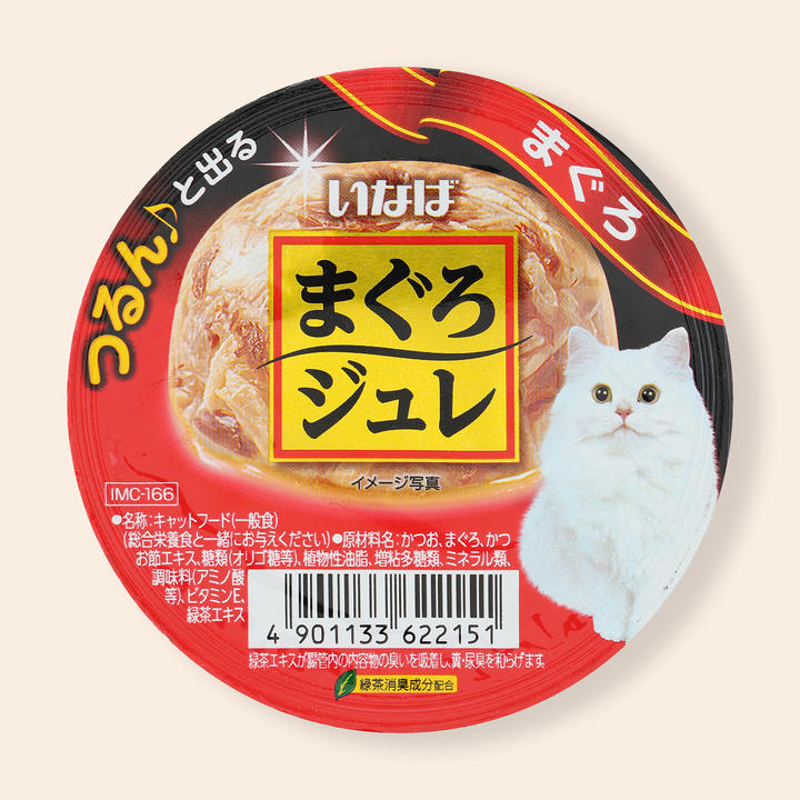 이나바 마구로쥬레 참치맛 65g