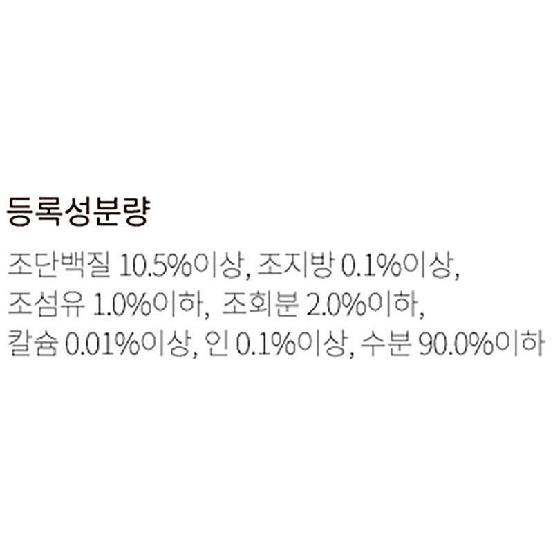 이나바 마구로쥬레 닭가슴살&게살맛 65g