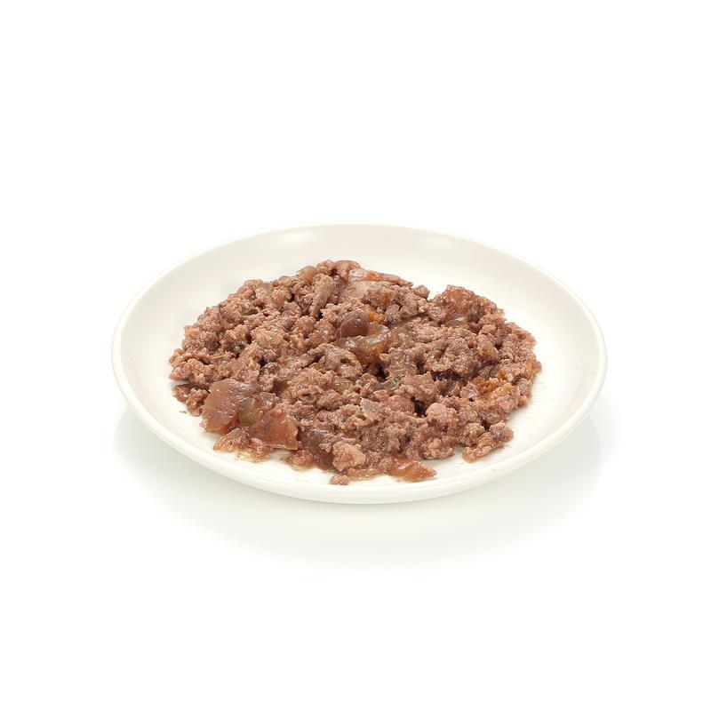 [4+2] 캣츠파인푸드 No.17 가금류&새우 파우치 85g