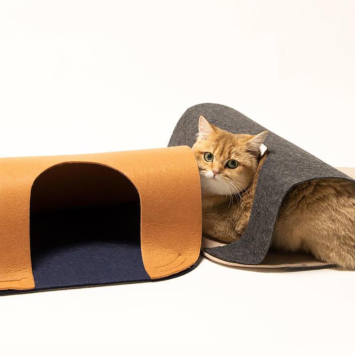 피단스튜디오 펫큐브 고양이 놀이터