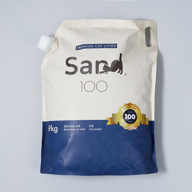 샌드백 프리미엄 벤토나이트 모래 9kg