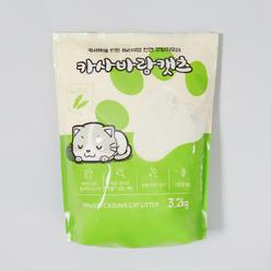 두부랑캣츠 카사바랑캣츠 모래 3.2kg