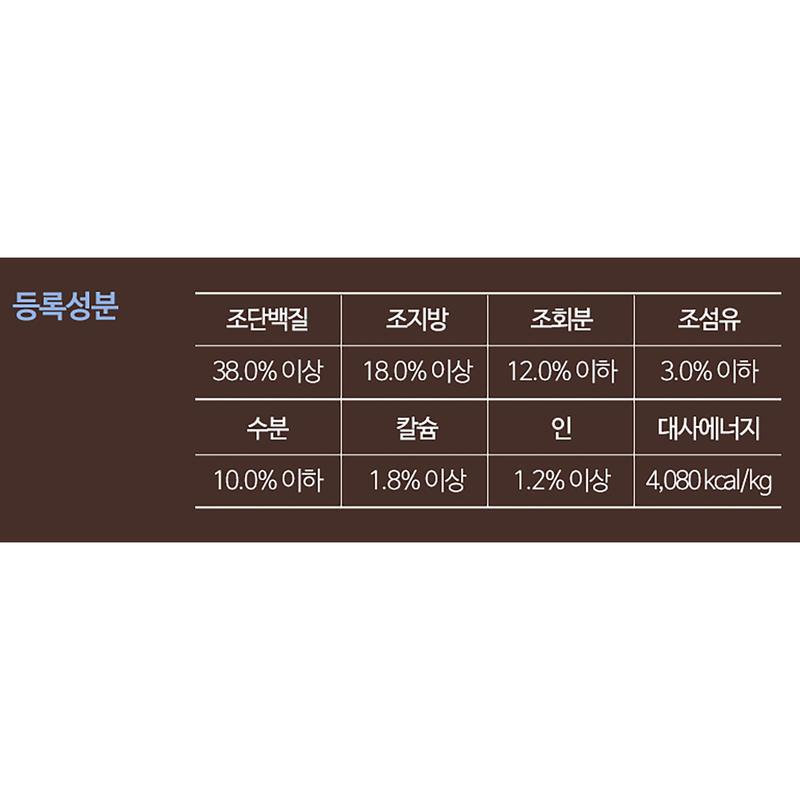 ANF 홀리스틱 그레인프리 치킨&야채 40g