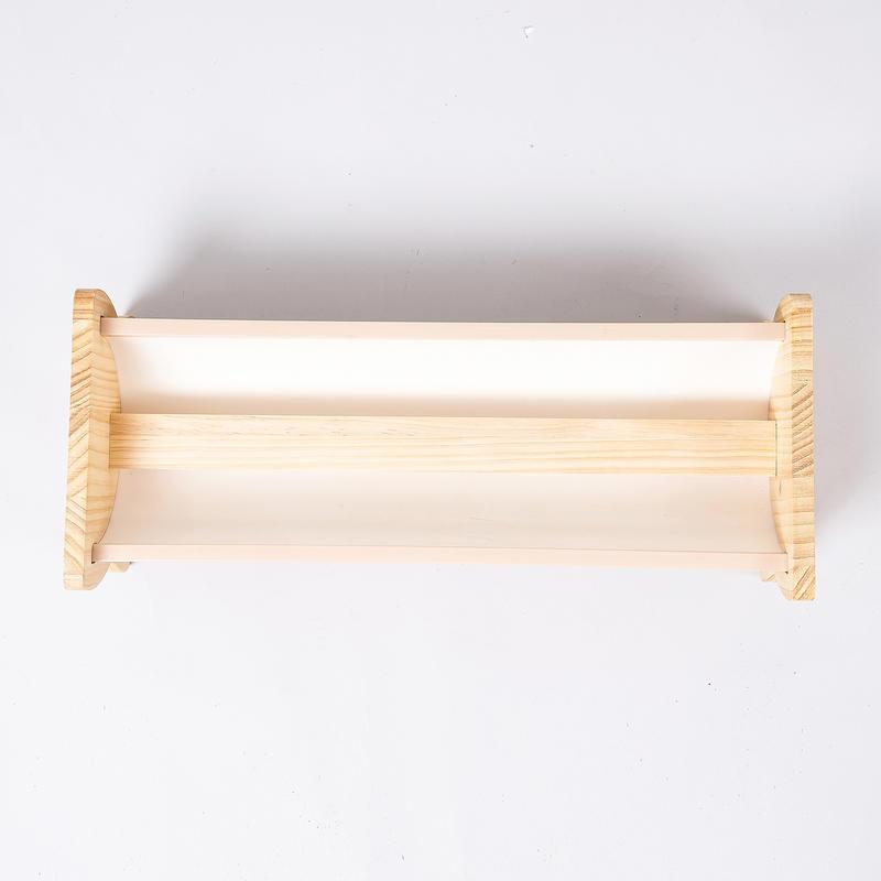 루어캣 원목 스크래쳐 바닥형