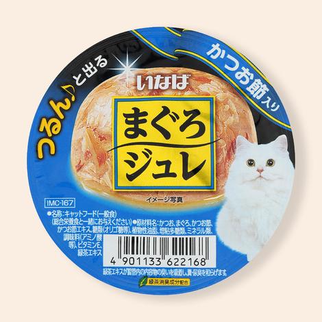 이나바 마구로쥬레 가다랑어맛 65g
