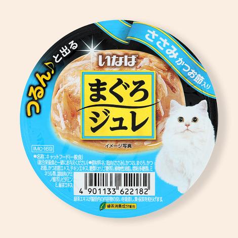 이나바 마구로쥬레 닭가슴살&가다랑어맛 65g
