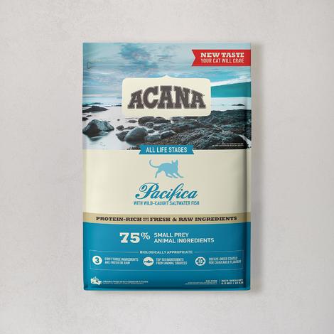 아카나 패시피카 캣 4.5kg (오리젠 6피쉬 340g 증정)