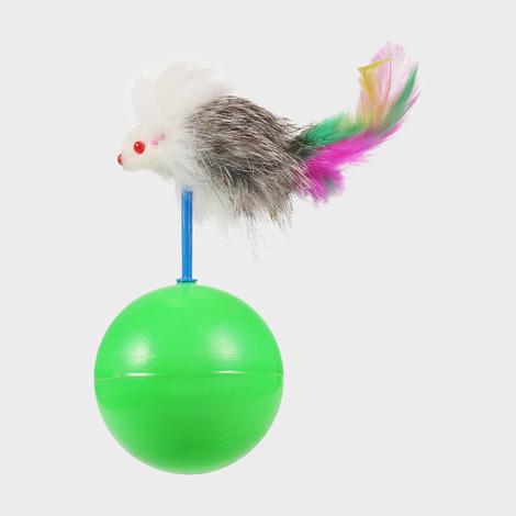 그린펫 오뚜기 쥐 장난감